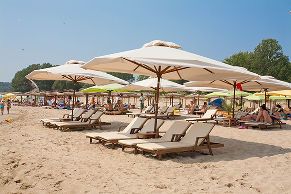 Apollonia beach
